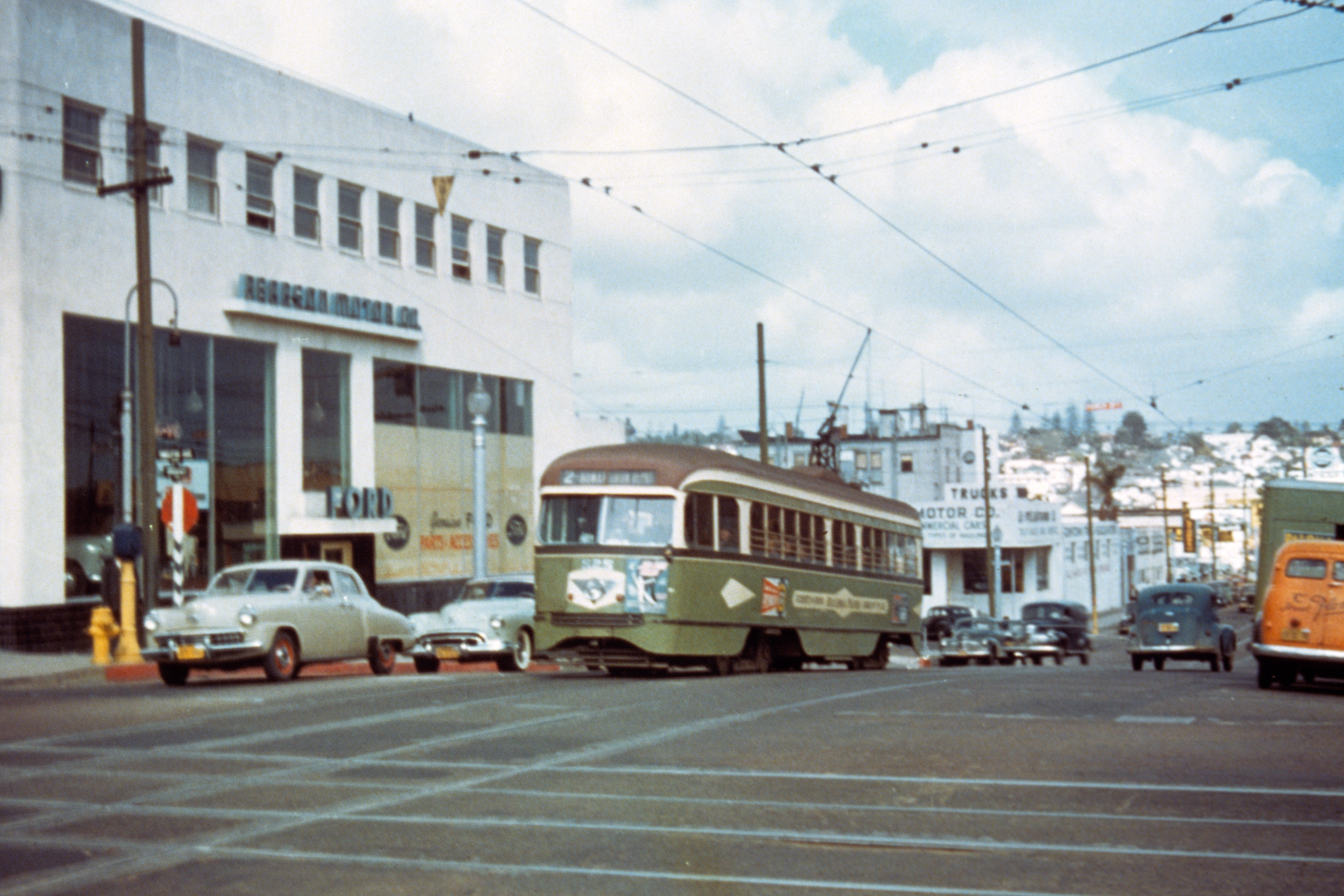 KLD on Broadway 1949