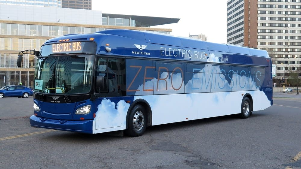 MTS Board Approves Electric Bus Purchase | San Diego Metropolitan