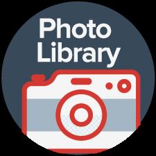Photo Library Icon